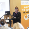Meet the Buyers North event, Kingsmills Hotel.