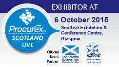 Procurex Live Scotland 2015